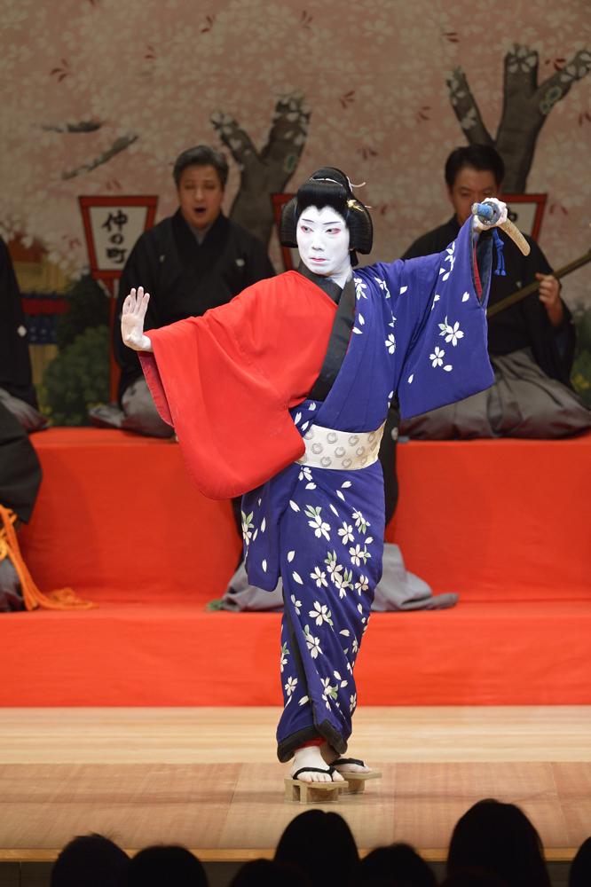 市川猿之助 春秋座特別舞踊会