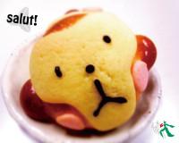松竹大歌舞伎では老舗パン屋・進々堂が手がけた『猿パン』が再登場!